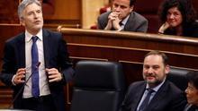 Marlaska garantiza que Delcy Rodríguez no entró en el espacio Schengen