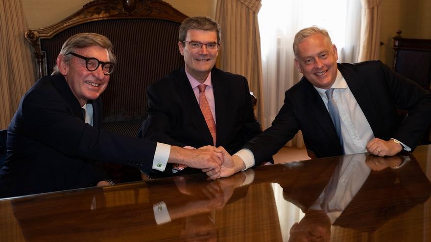 Universidad de las Artes de Londres firma un acuerdo con el Ayuntamiento de Bilbao para instalarse en la Villa