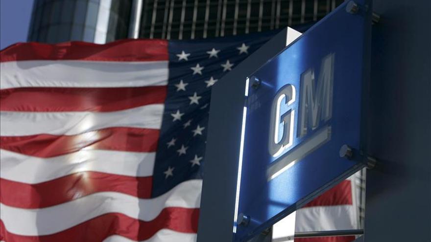 Las ventas de General Motors en Estados Unidos crecen un 1,5 por ciento en noviembre