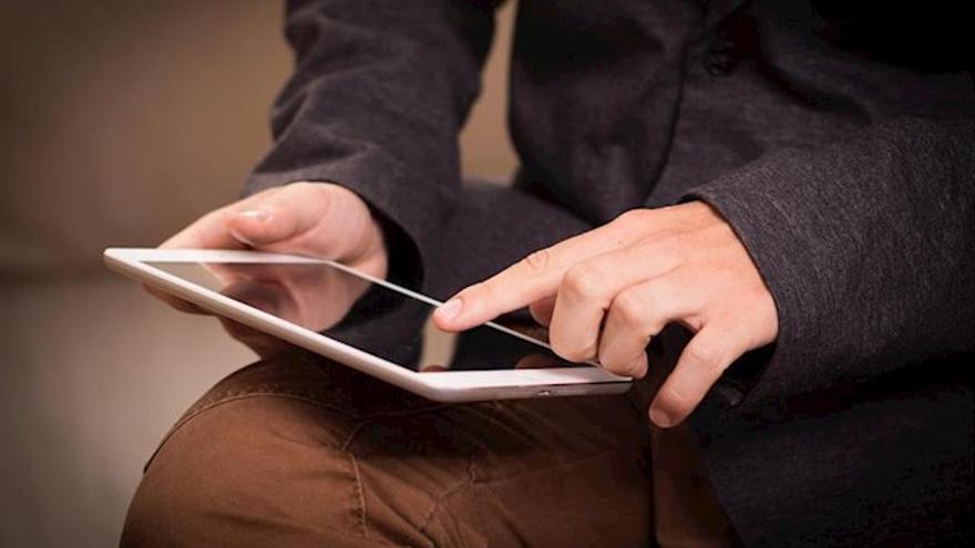 Las tabletas se han convertido en herramientas educativas.