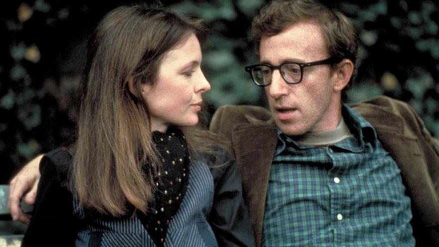 Fotograma de la película 'Annie Hall', de 1977