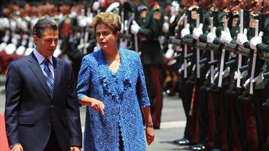 Brasil y México intercambian lista de pedidos y ofertas para ampliar acuerdo