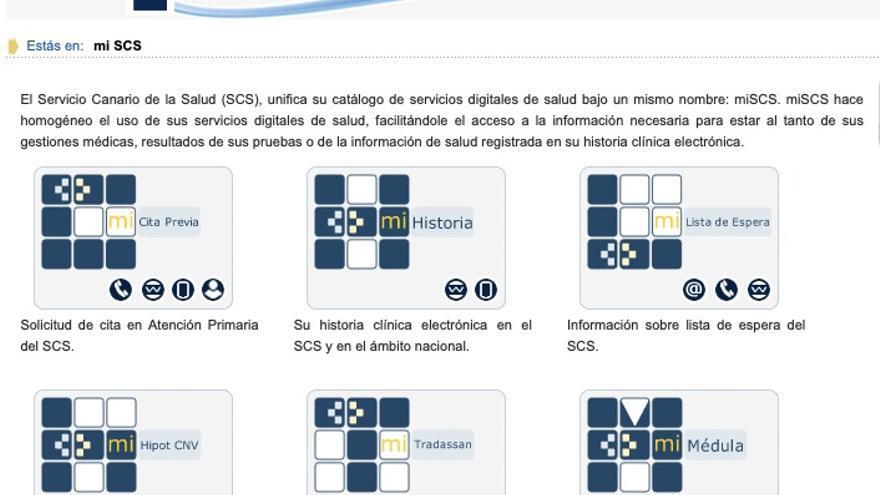 El Servicio Canario de Salud facilita la retirada de los partes de incapacidad temporal a través de una plataforma digital