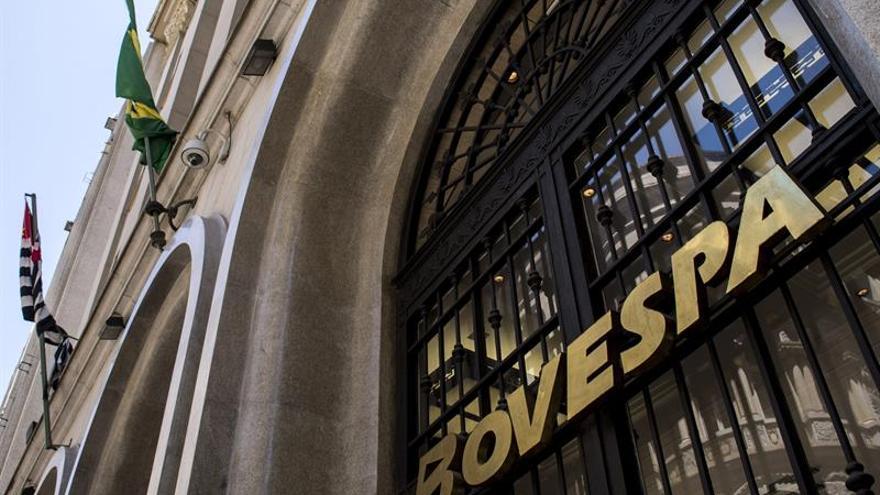 La Bolsa de Sao Paulo sube un 0,57 por ciento en sus primeras operaciones