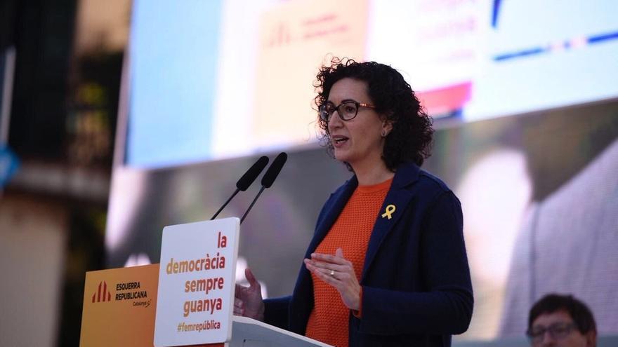"""Rovira (ERC) reclama a los independentistas """"no tener complejos"""" de dialogar y negociar"""