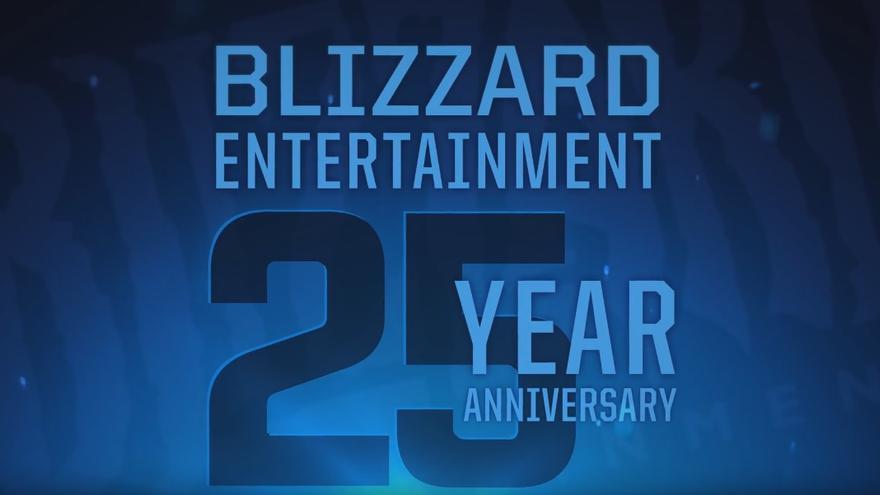 Blizzard 25º aniversario