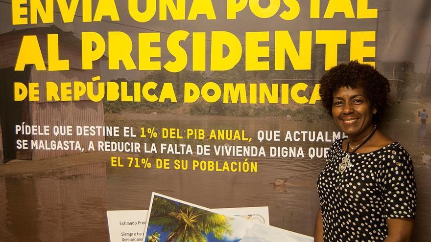 Fátima Lorenzo Mencía, directora ejecutiva de la asociación Ciudad Alternativa