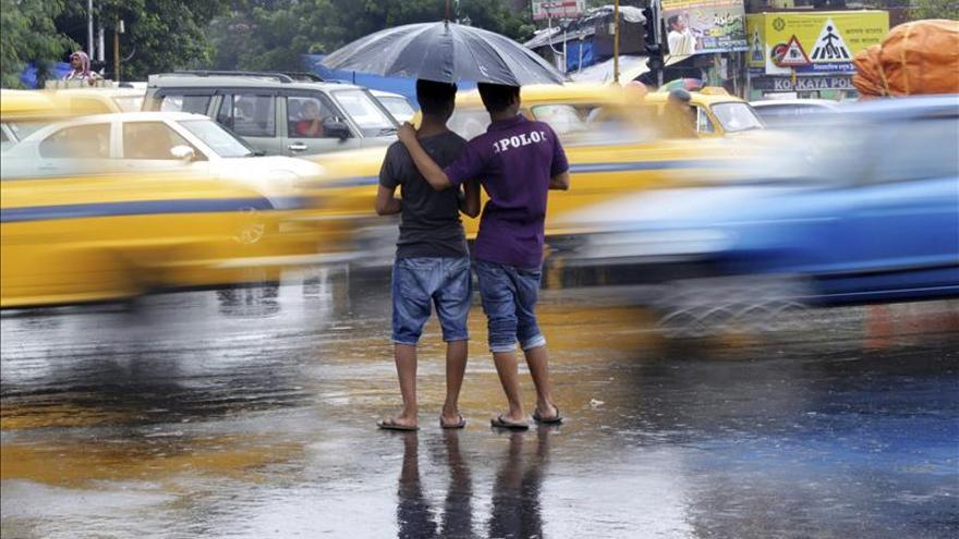 Mueren al menos 32 personas por fuertes lluvias en el sur de la India