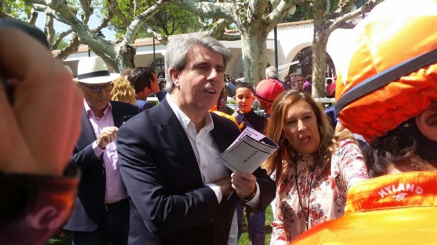 """Garrido: """"Me gustaría hacerlo tan bien que hasta mi partido creyera que puedo ser el candidato"""""""