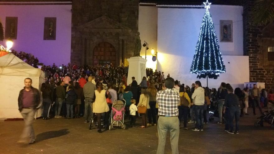A lo largo de la noche se sucedieron diversas actividades. Foto: LUZ RODRÍGUEZ.