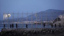 """La Guardia Civil no difunde imágenes de su actuación en la tragedia de Ceuta porque """"no hay cámaras"""""""