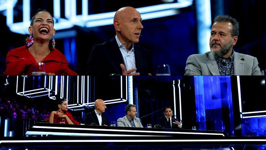 Natalia Jiménez, Javier Llano y Javier Portugués, jurado de 'OT 2020'