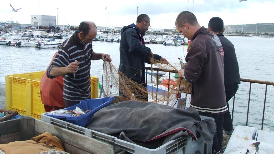 Los pescadores de Barbate están preocupados por la reacción de los pecadores marroquíes.