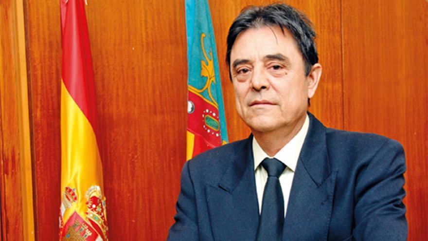 El magistrado Edilberto José Narbón Lainez