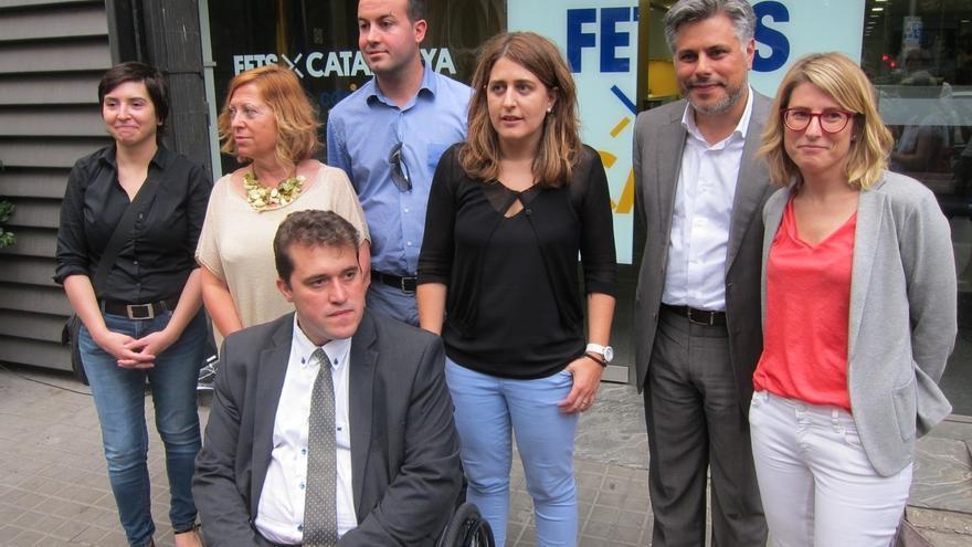 Pascal y Bonvehí formalizan su candidatura a liderar el PDC con una lista con siete alcaldes