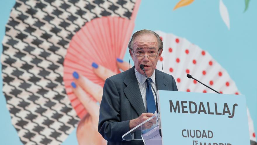 Premian al presidente del Teatro Real como 'Madrileño del Año'