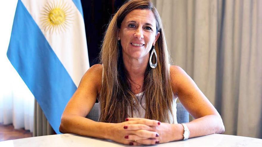María Apólito, subsecretaria de Economía del Conocimiento