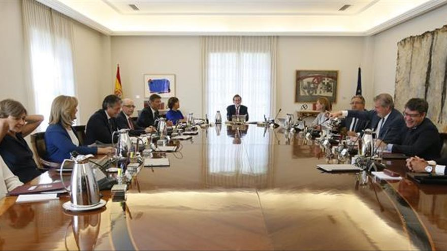 Consejo de Ministros del miércoles 16 de agosto