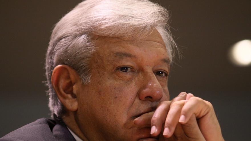 López Obrador no reconoce el fallo del tribunal y llama a desobediencia civil