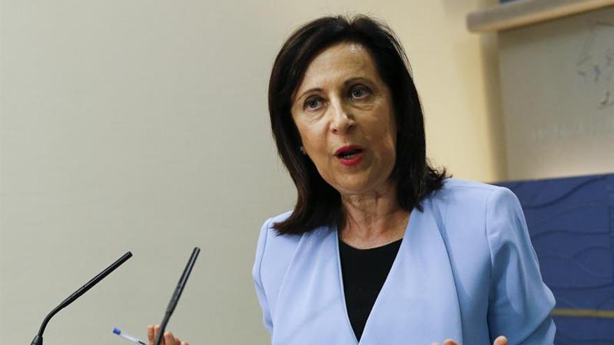 "Margarita Robles: ""Juana Rivas debe comparecer ante la Justicia"""