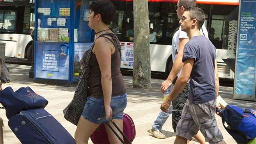 Crece el número de jóvenes extremeños en el extranjero