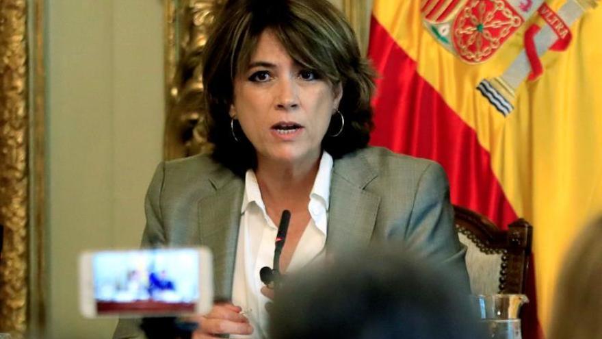Dolores Delgado, en una imagen de archivo.