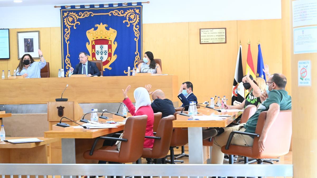 Asamblea de Ceuta.