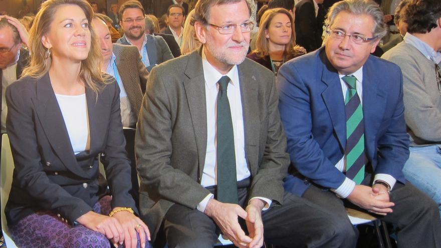 """Zoido dice que """"Andalucía necesita un presidente que ilusione"""" y en el PP están preparados """"para gobernar"""""""