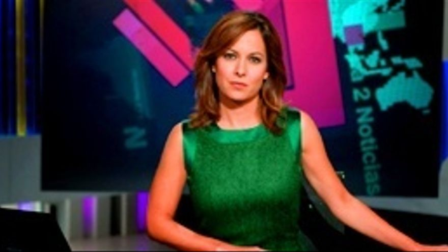 Mara Torres se queja de la relegación de La2 Noticias a la una de la madrugada
