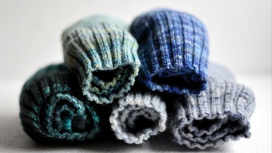 No los tires: 20 cosas para hacer con tus calcetines viejos