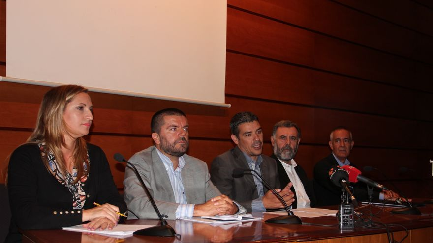 Presentación del curso internacional organizado por el Gobierno canario, la FAO, la ULL y el CERAI