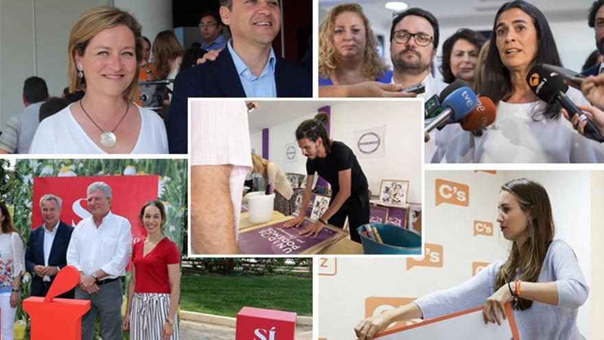 Arranca la campaña electoral rumbo al 26J en Canarias.