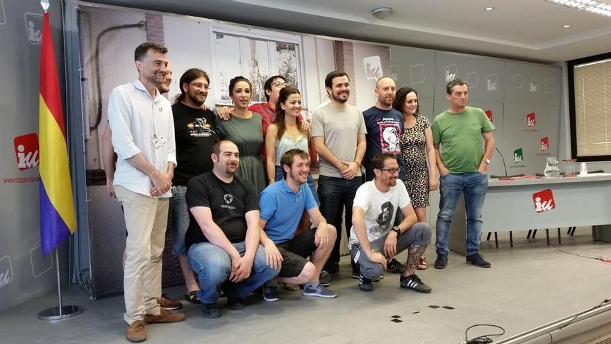 La Asamblea Político Social de IU aprueba el informe de gestión presentado por Garzón tras un año al frente del partido