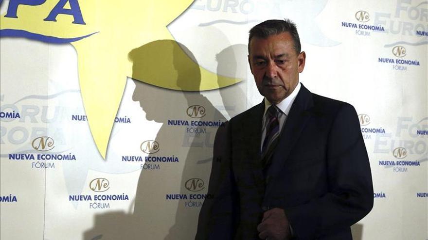 Rivero pide a Rajoy que asuma las prospecciones como un problema de Estado