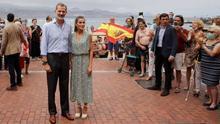 Los Reyes promocionando el turismo en Las Palmas de Gran Canaria