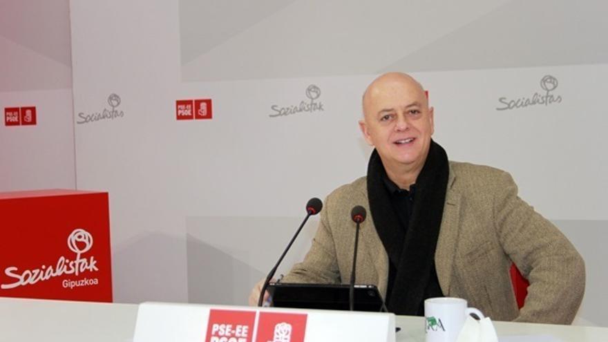 """Elorza considera que los ataques de Arran """"no son aceptables en democracia"""" pero rechaza equipararlos a 'kale borroka'"""