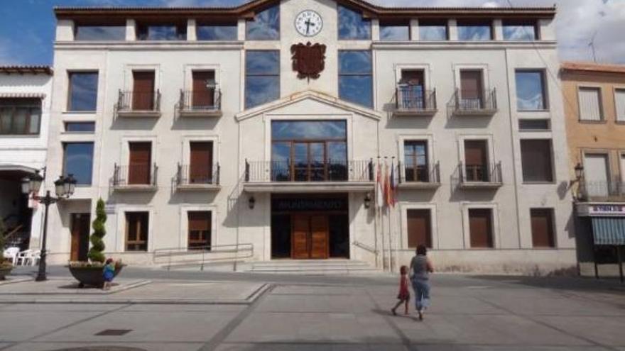 Ayuntamiento de Campo de Criptana