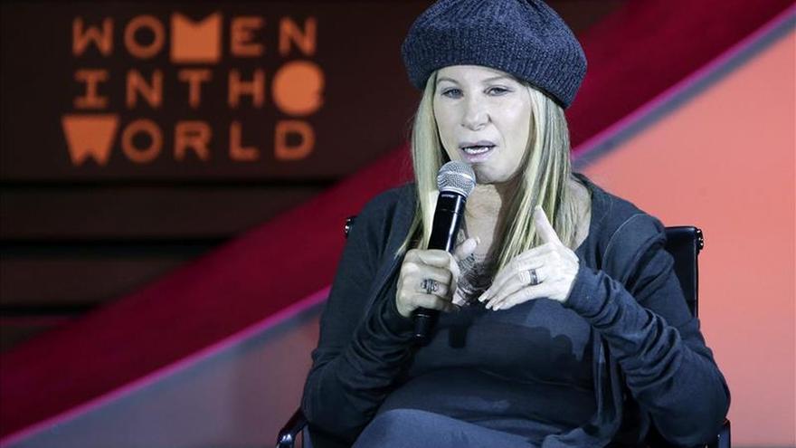 Barbra Streisand publicará sus memorias en 2017