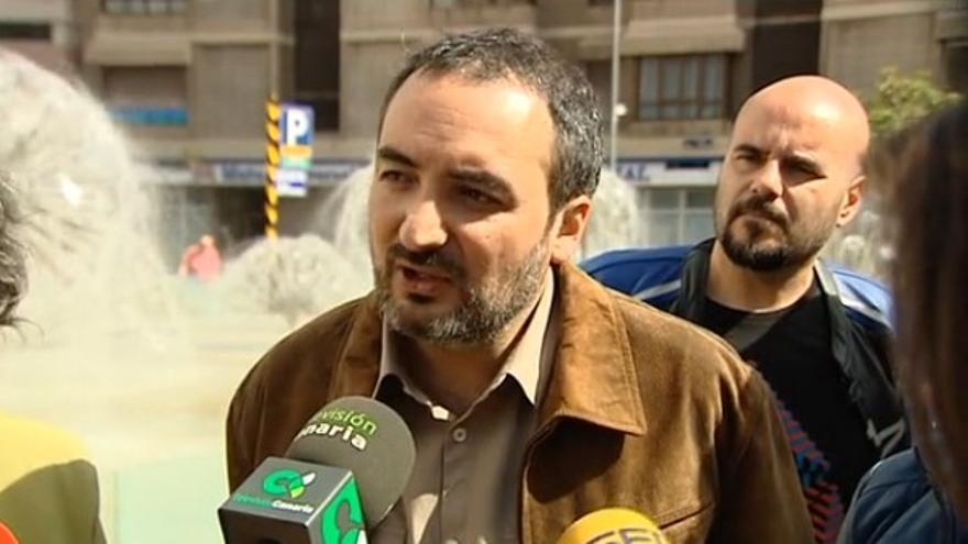 Lorenzo Garzón, secretario de Organización de IUC. (RTVC)