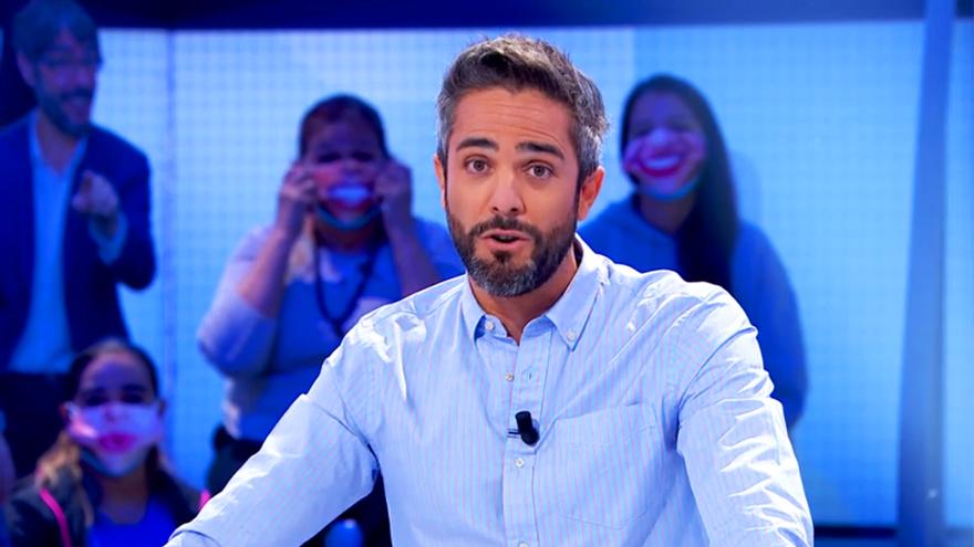 Roberto Leal volvió a 'Pasapalabra' tras superar el coronavirus