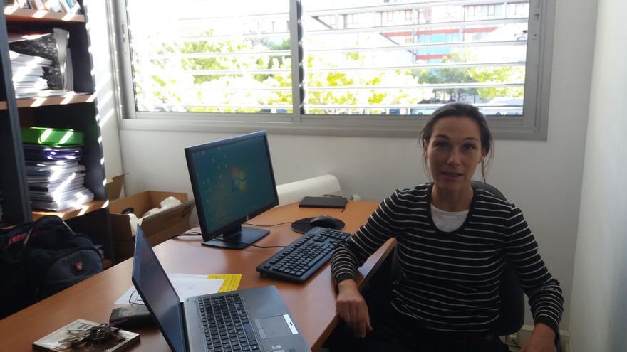 Inés Calzada, una de las autoras del estudio sobre 'burofobia'.