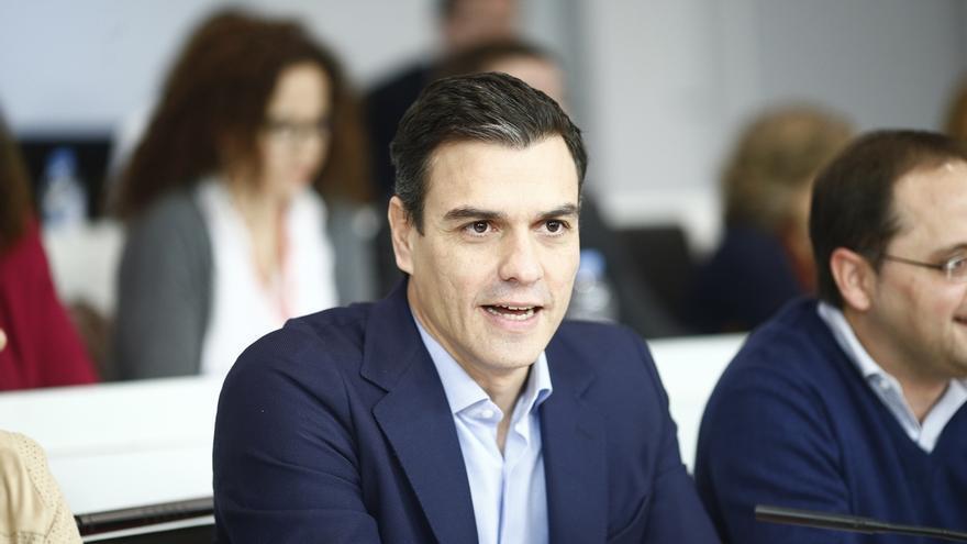 """Pedro Sánchez pone como """"condición previa"""" para buscar acuerdos con otros partidos la unidad de España"""