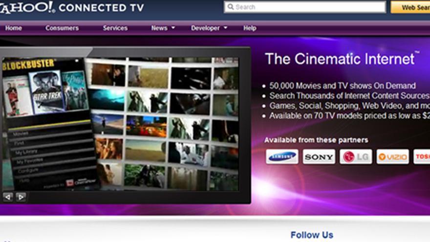 Yahoo! prepara su televisión para competir con Netflix