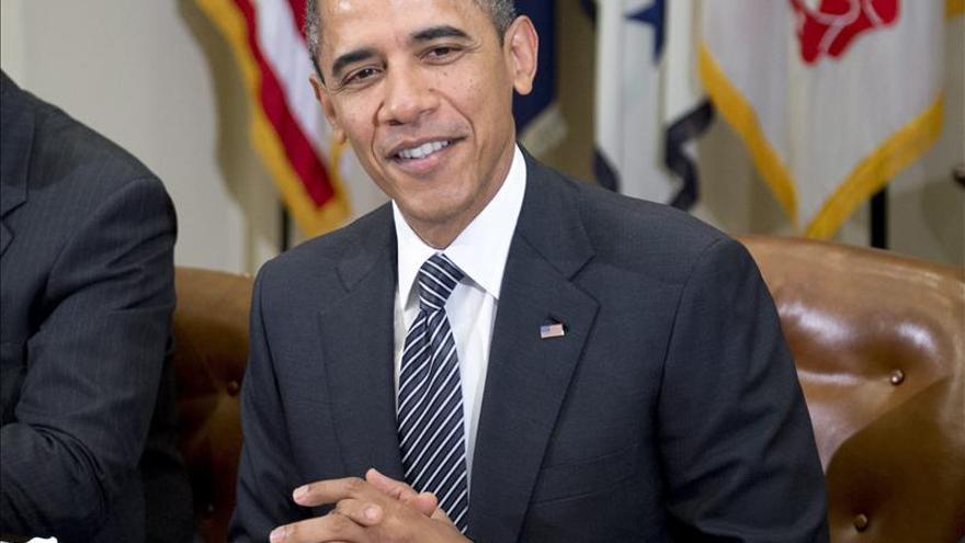 Obama felicita a Netanyahu y reitera compromiso de trabajar con Israel