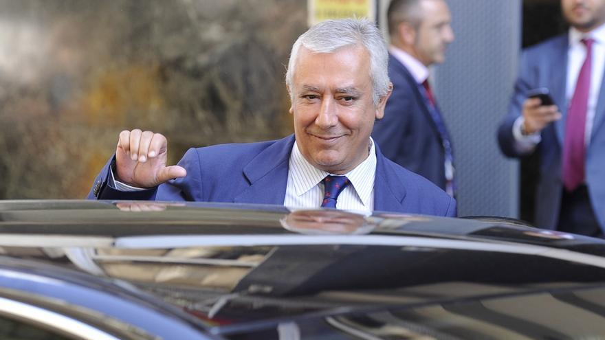 El exsecretario general del PP Javier Arenas. / GSR / Gtresonline