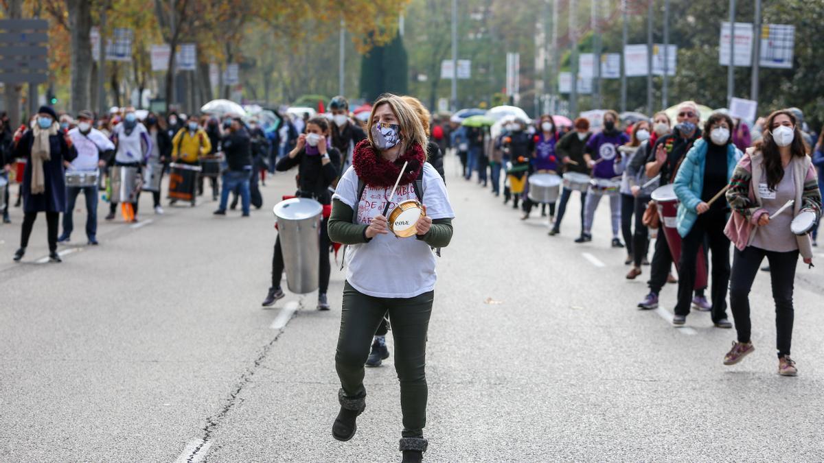 """Marea Blanca"" defendre la sanitat pública"