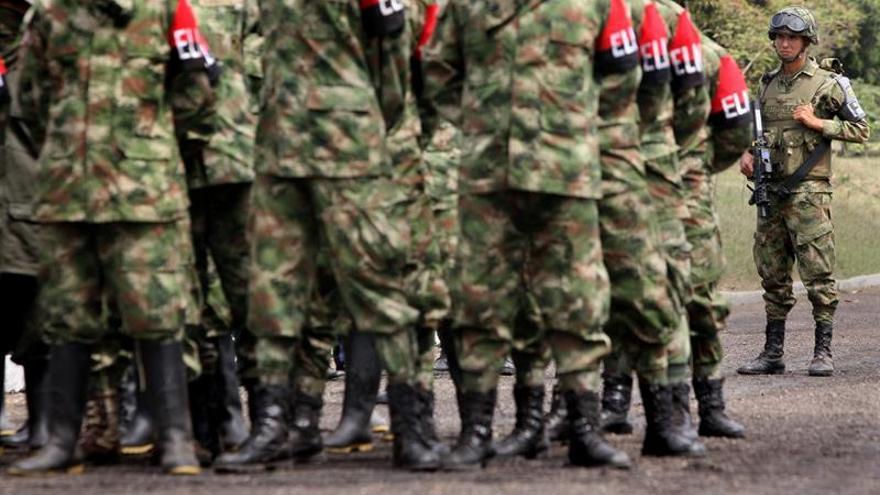 Denuncian que el ELN reclutó a 24 niños en los últimos seis meses en el oeste de Colombia