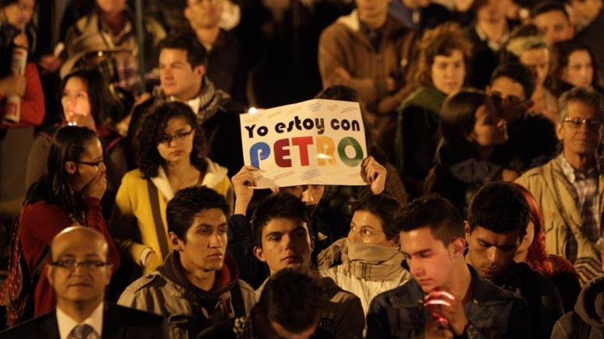 Convocada una nueva manifestación en apoyo del alcalde de Bogotá