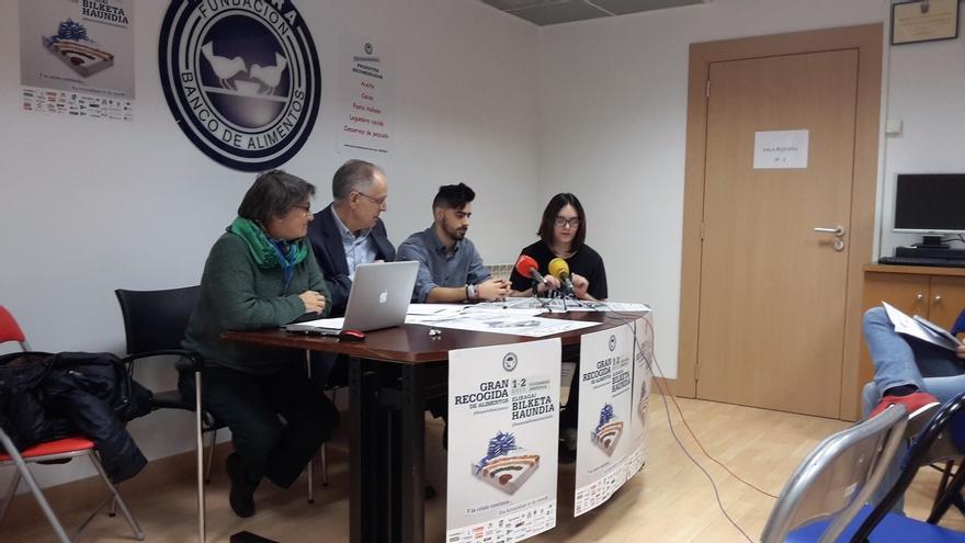 Más de 300 comercios y farmacias participarán en la Gran Recogida de alimentos en diciembre en Navarra