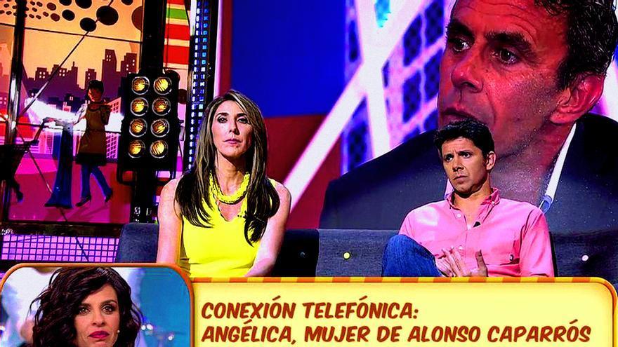 """Andrés Caparrós Jr: """"Alonso no tenía intención de arremeter así contra nuestro padre"""""""